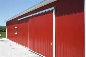 Pole Barn Sliding Doors Sharty Ontario Building Code Pole Barn Construction