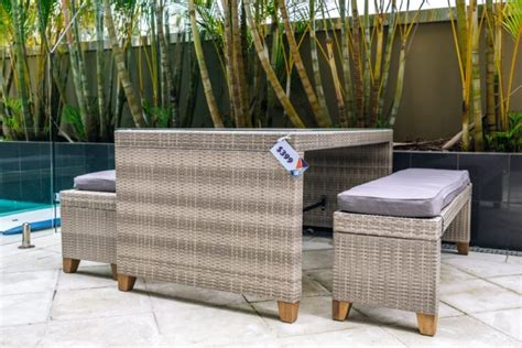 How I Styled A Point Piper House With Aldi Special Buys Aldi Outdoor Furniture