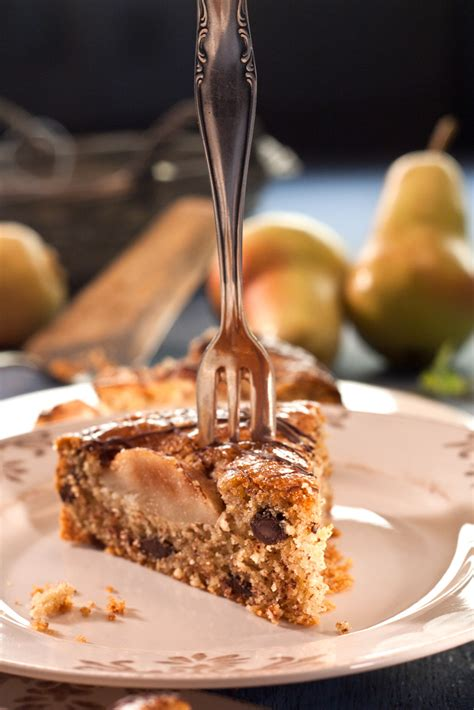 birne schoko kuchen vers 252 223 dir den montag mit dem besten birnenkuchen