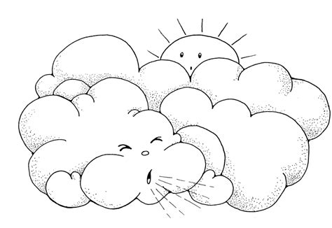 wind coloring pages for preschool best wind clipart 17638 clipartion com