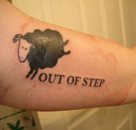 black sheep tattoo designs black sheep tattoos designs ideas and meaning tattoos