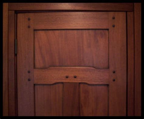 Arts And Crafts Style Interior Doors by Of Oak Workshop Authentic Craftsman Mission Style Doors Furnishings And Interior