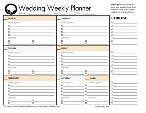 printable student daily planner sheets calendar template