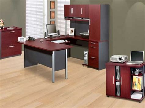 modern home office furniture contemporary home office furniture for stylish and space