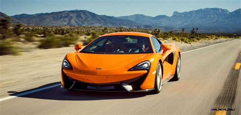 orange mclaren price 2016 mclaren 570s production begins 184k base price