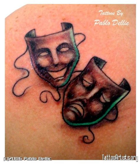 drama mask tattoo 42 best drama tattoos images on drama dramas