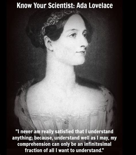 lovelace quotes quotesgram