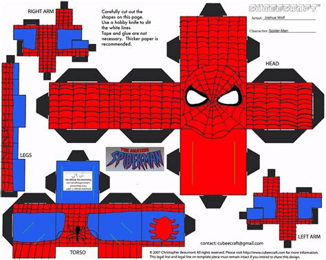 spiderman pattern print mitten printable template new calendar template site