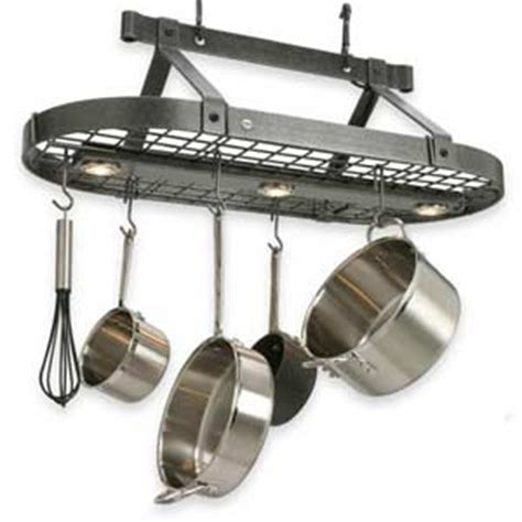 Calphalon Hanging Pot Rack calphalon pot racks calphalon pot hangers