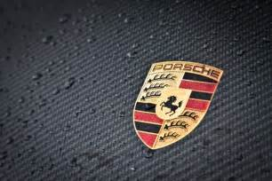 Porsche Badge Porsche Believes Android Auto Collects Much Data Opts