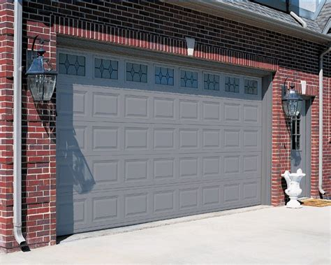 door color for red brick house red brick house with a garage door and front door color gray and front door