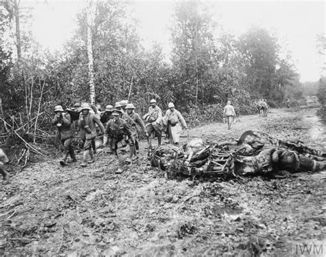 battle of the marne the second battle of the marne july august 1918 q 11493