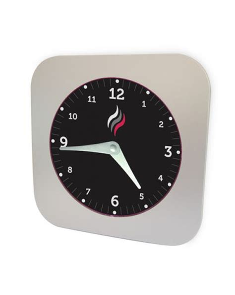 smoke alarm clock novelty clocks now laugh