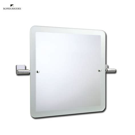 Wall Mounted Bathroom Mirror Roper Glide Wall Mounted Bathroom Mirror Ukbathrooms