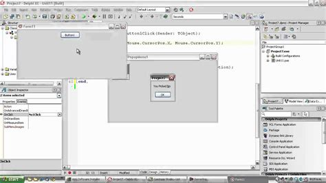 c tutorial for delphi programmers delphi programming tutorial 59 popup menu from button