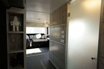 women turn an old bus into a nice home ~ damn cool pictures