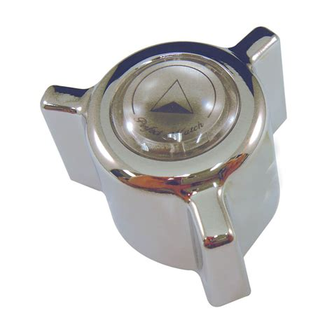 Shower Diverter Knob by Direct Fit Cross Canopy Diverter Handle In Chrome Danco
