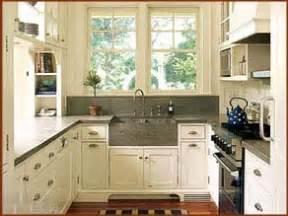 small shaped kitchen ideas