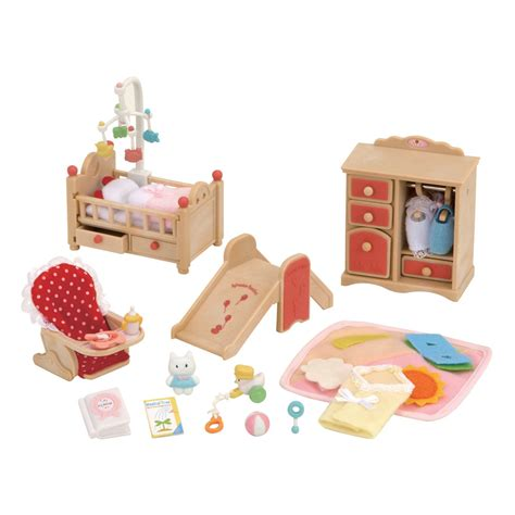 Baby Room Sets by Sylvanian Families Baby Room Set Jarrold Norwich