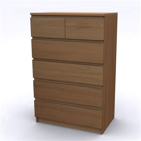 6 Drawer Malm Dresser by Malm Chest Of 6 Drawers Dimensions Crafts