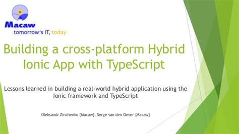 learning ionic build hybrid mobile applications with html5 arvind building an ionic hybrid mobile app with typescript