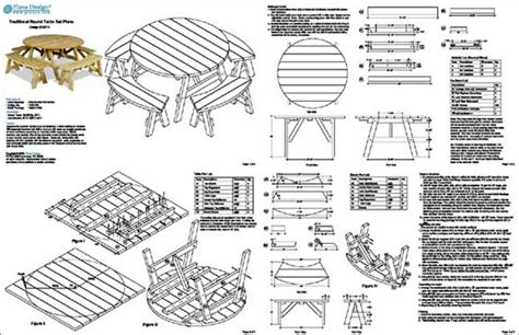 practical wood pattern making pdf classic round picnic table set woodworking plans pattern