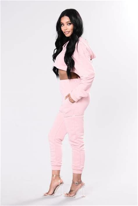 Pink Skinner Set Limited 39 limited edition zipper hoodie pink