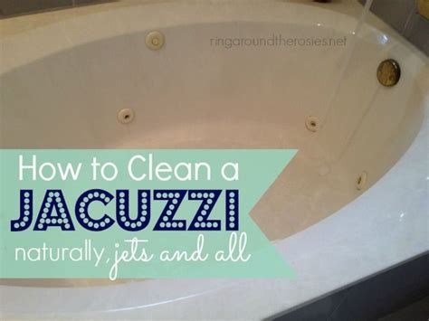 best way to clean bathtub jets 9 best images about cleaning whirlpool tub on pinterest