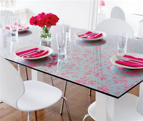 The Simple Dining Room Store creative diy wallpaper for a special touch