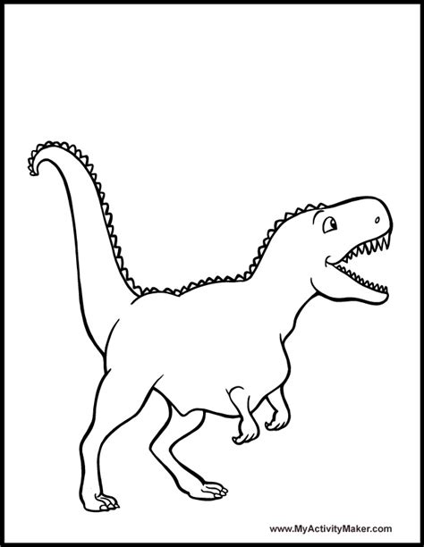 free coloring pages t rex t rex coloring page az coloring pages