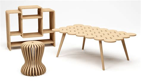 Bamboo Cribs by Kenyon Yeh Jufuku Bamboo Furniture
