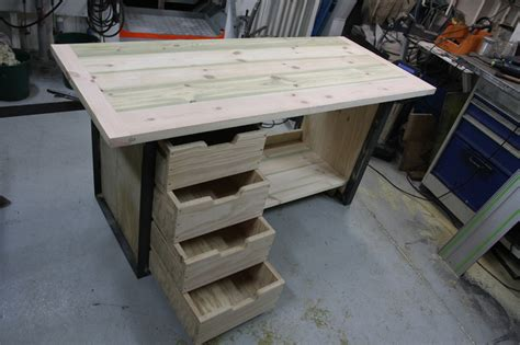 fabriquer tiroir etabli fabrication d un etablie en bois kd04 jornalagora