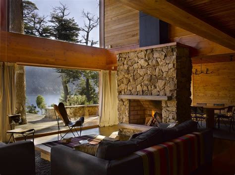 winter mountain house ideas casa en arelauquen estudio ramos plataforma arquitectura