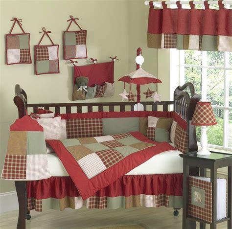 Cabin Crib Bedding Casey S Cabin Crib Bedding Collection