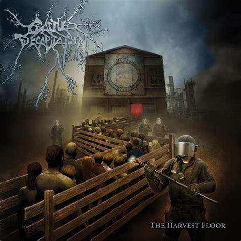Cattle Decapitation The Harvest Floor cattle decapitation quot the harvest floor quot cd metal blade