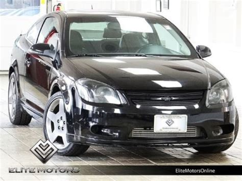 cobalt recaro seats purchase used 07 chevrolet cobalt ss turbo conversion