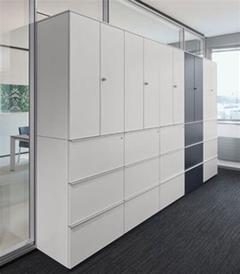 ideas for office storage cabinets modern office cubicles