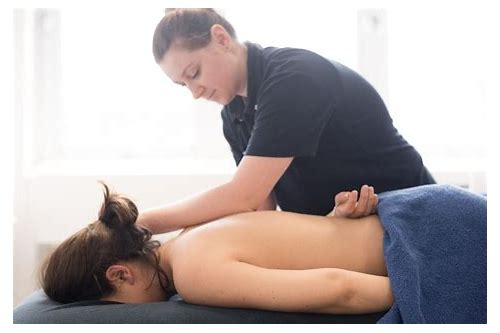 massage deals putney
