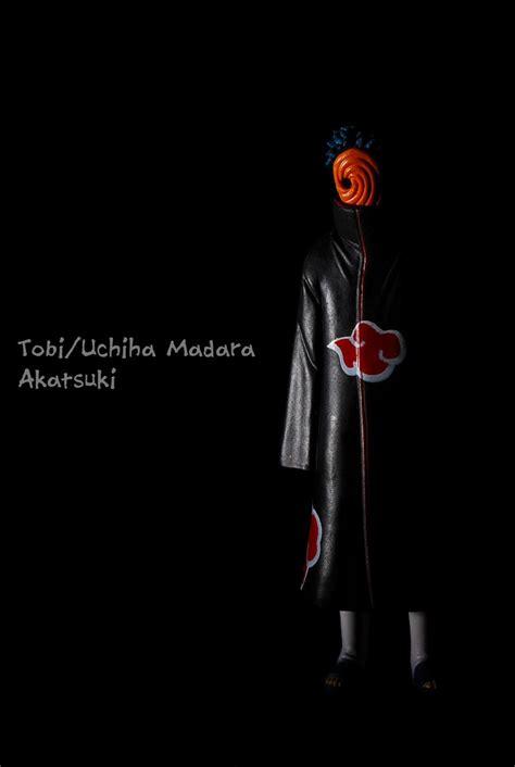 Topi Official 5 Premium tobi uchiha madara by ryantuazon on deviantart