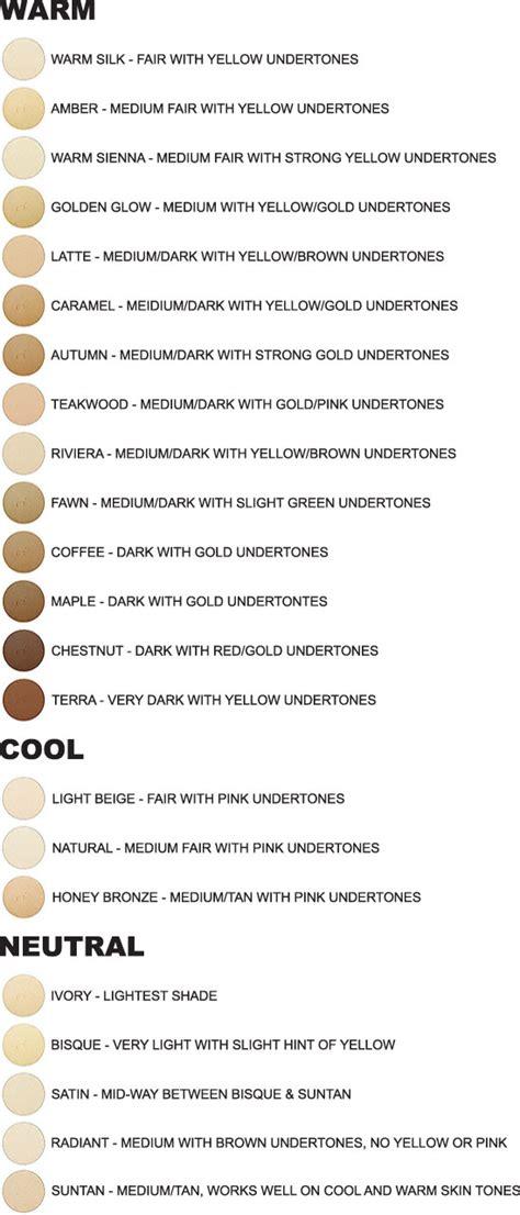 clinique even better makeup color chart iredale purepressed base spf20 review color chart