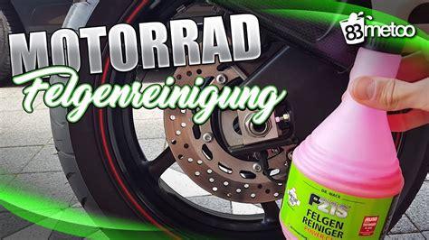 Motorrad Felgen Reinigen Tipps motorradfelgen reinigen tipps motorrad felgen sauber