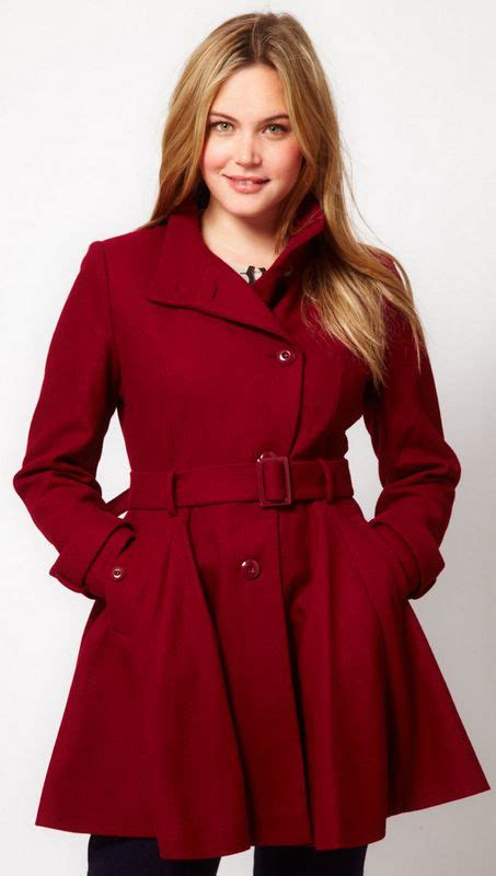 Winter essentials 5 fashionable winter coats for my plus size girls