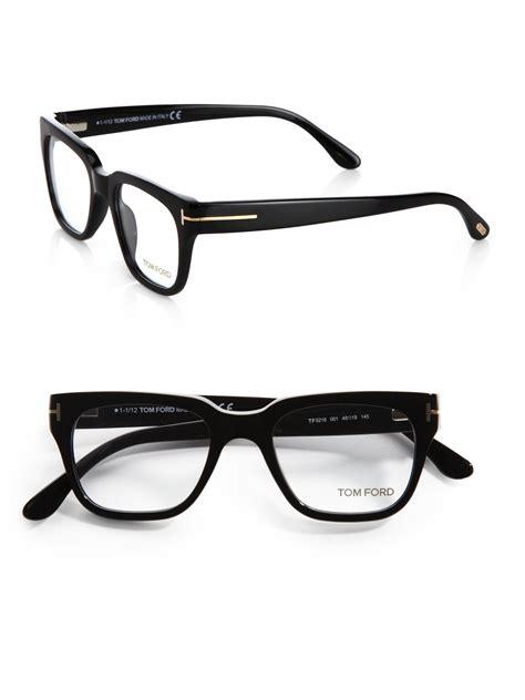 lyst tom ford plastic optical tom ford plastic optical frames in black lyst