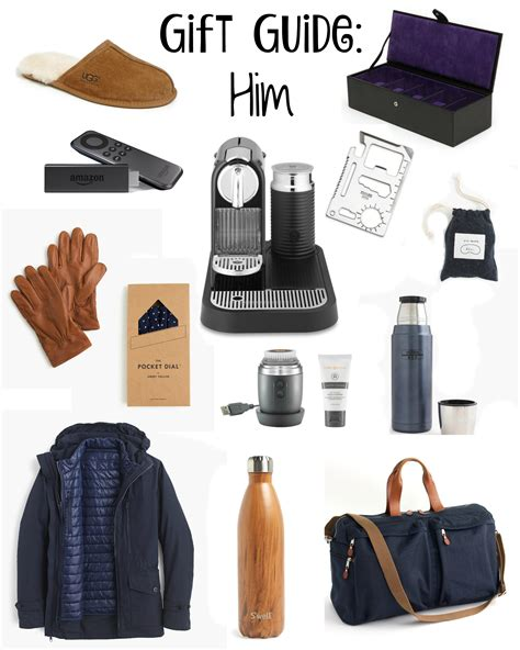 gifts for him on gift guide for him coffee beans and bobby pins