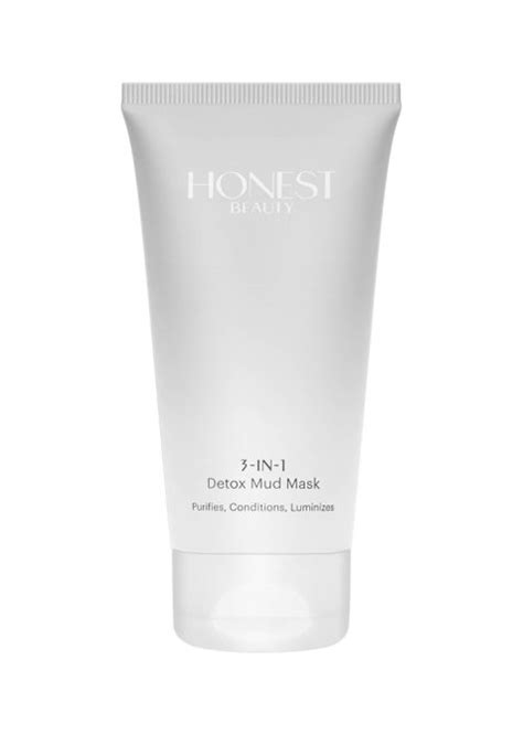 Rapid Detox Mask Renee by The Newest Clay Masks For Skin Detox Stylecaster