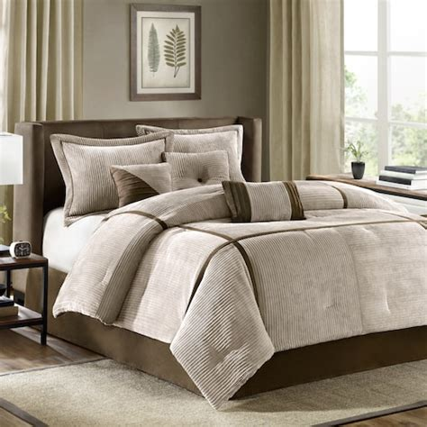 madison park houston 7 pc comforter set