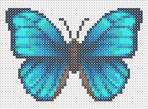 hama bead patterns butterfly hama pattern http mistertrufa net