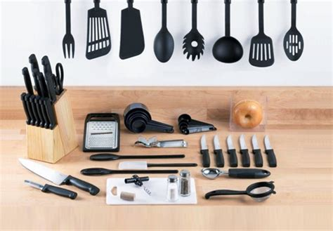 Chefmate 51 Piece Cutlery & Kitchen Gadget Starter Set