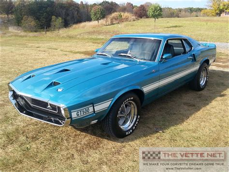 mustang 1969 shelby 1969 ford shelby gt500 ram air mustang for sale