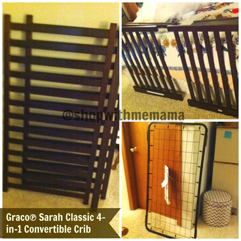 graco 174 classic 4 in 1 convertible crib review